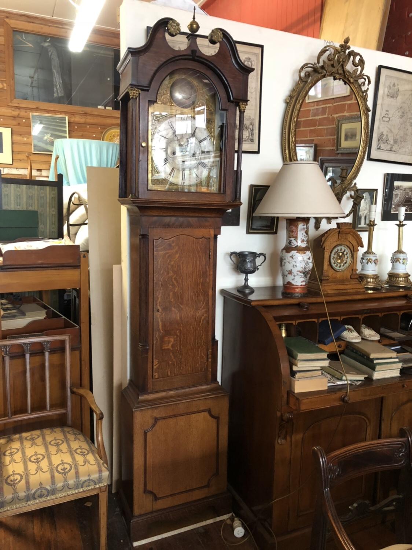 95. Longcase Clock