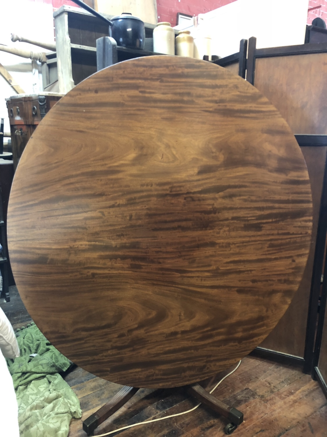 116a Mahogany Table