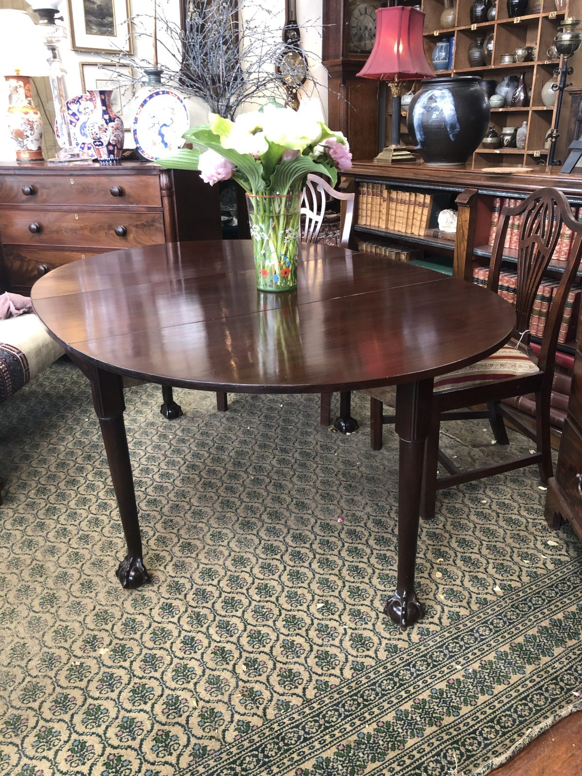 148a Mahogany Table