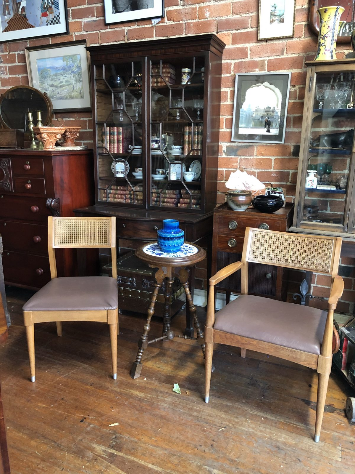 159. Mid Century Chairs