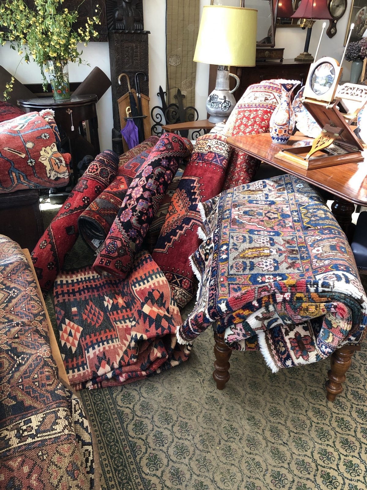 178. Hand Knotted Rugs