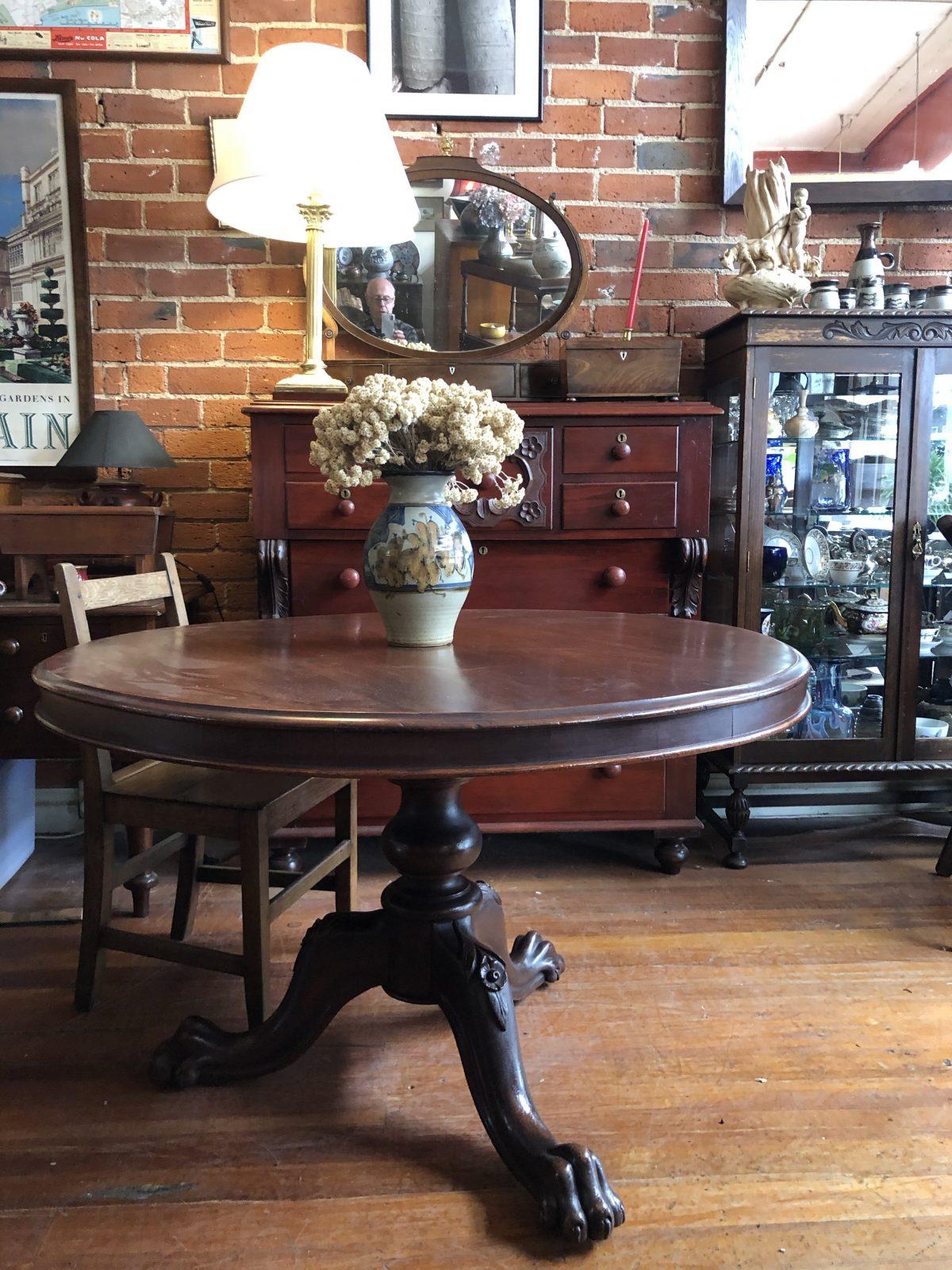 195. Cedar Table.